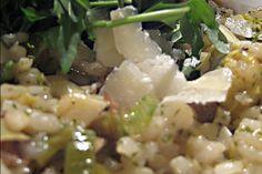 Gordon Ramsay's Jerusalem Artichoke Risotto With Scallops