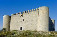 El castell de Montgrí / Montgri Castle, via Flickr. ~ Catalunya