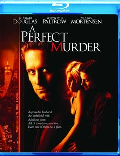 A Perfect Murder - Blu-ray - A powerful husband. An unfaithful wife. A jealous lover. All of them have a motive. Each of them have a plan.WallStreet titan Steven Taylor seems like a devoted husband. He isn't. Beautiful Emily Bradford Taylor seems like a faithful wife. She isn't. And when Steven hires Emily's lover to kill her, it seems like A Perfect Murder. It isn't. In fact, little is what it seems in this sleek thriller.Michael Douglas, Gwyneth Paltrow and Viggo Mortensen star in A…
