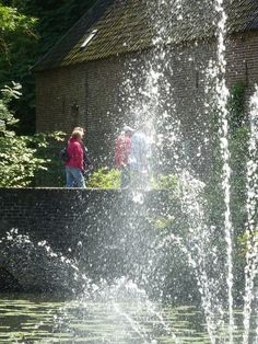 Kasteeltuinen, Arcen, Limburg.
