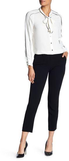 Lafayette 148 New York Yorkville Pants (Petite)