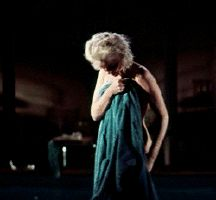 "marilynmonroesite: "" Marilyn Monroe - Something's Got to Give Pool Scene """
