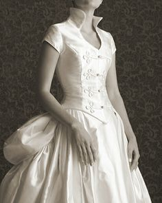 Colette Komm Fall 2014 BridalCollection