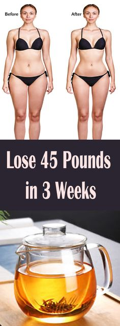 Easy Fat Burn- Lose 45 Pounds in 3 Weeks - Let's Tallk