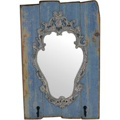 Christine Wall Mirror  Hook