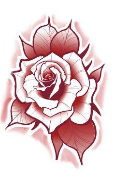 Lion Head Tattoos, Bear Tattoos, Hand Tattoos, Sleeve Tattoos, Floral Tattoo Design, Flower Tattoo Designs, Flower Tattoos, Ambigram Tattoo, Rose Outline
