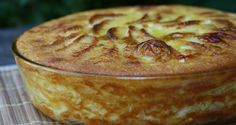 Diet Recipe: Our Smooth and Smooth Grandmother's Apple Pie - Recette gateau - Desserts Fall Recipes, Sweet Recipes, Cookie Recipes, Dessert Recipes, Diabetic Desserts, Apple Cake, Savoury Cake, Clean Eating Snacks, Caramel Apples