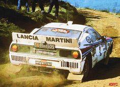 martini racing livery of lancia 037