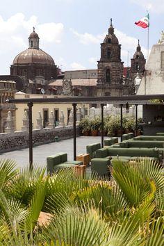 Downtown Mexico Hotel, Cherem Serrano Arquitectos /Group Habita, Mexico City