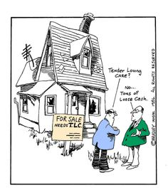 Real Estate Jokes Pictures | real estate cartoon