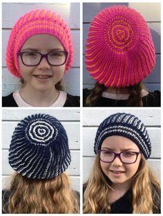 Garnstikka, Fnugglua Crochet Hats, Fashion, Knitting Hats, Moda, Fashion Styles, Fashion Illustrations