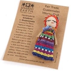 Worry Dolls, Half Dolls, Thinking Day, Doll Quilt, Pet Carriers, Pattern Books, Miniature Dolls, Doll Accessories, No Worries