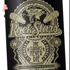 Rocknroll never dies