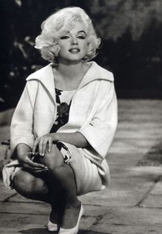 Marilyn Monroe is perfect !