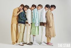 20180128 The Star Magazine February 2018 Issue featuring Asian Boys, Asian Men, Kim Myungsoo, Dong Woo, Kim Sung Kyu, Star Magazine, Woollim Entertainment, Latest Pics, Pop Group
