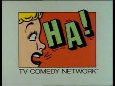 Ha! TV Comedy Network Cable Television, Comedy Tv, Executive Producer, Logo Design, Logos, Vancouver, Identity, Amp, Winter
