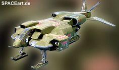 Alien 2: Dropship, Modell-Bausatz, http://spaceart.de/produkte/al114.php