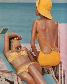 Seventies beachwear                                                                                                                                                                                 More