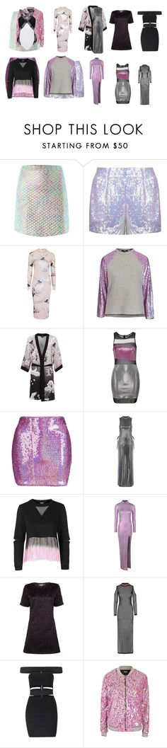 """Untitled #4098"" by luciana-boneca on Polyvore featuring Jaded and Topshop"