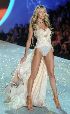 Candice Swanepoel from 2013 Victoria's Secret Fashion Show