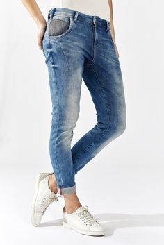 MOS MOSH // Linton Electrica Blue Jeans
