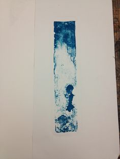 monster lithography printmaking