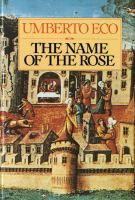 The year is 1327. Franciscans in a wealthy Italian abbey are suspected of heresy, and Brother William of Baskerville arrives to investigate. When his delicate mission is suddenly overshadowed by seven bizarre deaths, Brother William turns to the logic of Aristotle, the theology of Aquinas, and the empirical insights of Roger Bacon to find the killer.