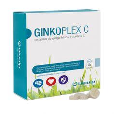 Vida Saudável Biovip: Ginkoplex-C