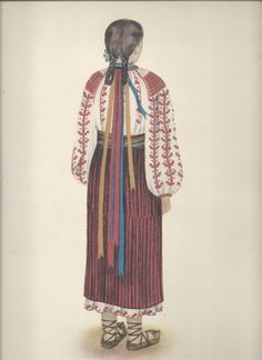 "Popular Roumanian Dress A Work Completed and Encouraged by the Initiative of His Majesty King Carol II Under the Care of Professor Dimitri Gusti By Alexandrina Enachescu-Cantemire Printed by ""Scrisul Romanesc Craiova, 1939 Mountain Climbing Gear, Folk Costume, Costumes, Moldova, San Jose, Anthropology, Fashion History, Romania, Culture"
