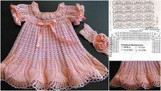 Tığ işi bebek etek modelleri anlatımlı. Bebek örgü etek modelleri anlatımlı. Bebek elbise modelleri anlatımlı. Bebekler için el örgüsü elbise yapımı.