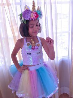 Fille Fée Princesse Costume Kids Cartoon Cosplay Fête Déguisement Tutu Jupe
