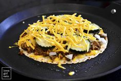 Cheeseburger Quesadillas are quick, fun, and finger lickin' good! This easy dinner recipe goes from fridge to table in under 30 minutes. Dinner Recipes Easy Quick, Quick Easy Meals, Lunch Recipes, Mexican Food Recipes, Cooking Recipes, Ethnic Recipes, Skillet Recipes, Cooking Tools, Recipes Dinner
