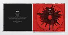 Interiror EP. DANI VÁZQUEZ: Diseño gráfico, ilustración y dirección de arte deErrante, primer EP de la banda gallega Voltaica. www.voltaicamusic.com