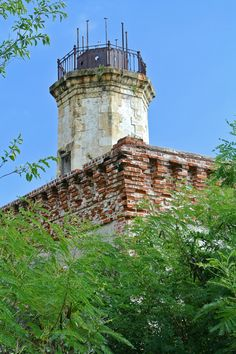 Guanica Lighthouse Ruins, Puerto Rico