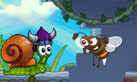 SNAIL BOB 7: FANTASY STORY GAMES | Play Free Online Games - Let's Viral Free Game Online Now !!