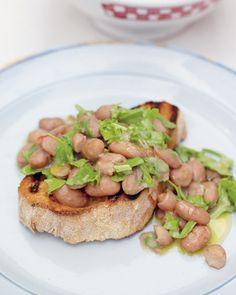 Humble home-made beans