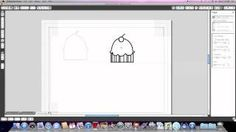 Silhouette Studio Tutorial: Creating your own cut and print files (Outline Only), via YouTube.