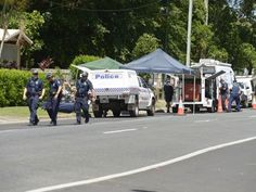 In Australia city of Cairns eight children from babies to adult teens were seen dead at a home on Friday, police said, in a fearful mass stabbing afte