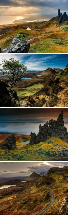 The beauty of the Scottish highlands is unlike any other place in the world!! It is also home to one of the most scenic hikes on earth. On Avenly Lane Travel you will find 28 more of the most STUNNING photos of Scotland!