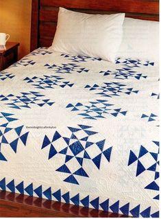 Corona Del Mar Quilt Pattern Pieced LP