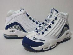 Nike Air Griffey Max II Training (GS) Youth Sz.7Y Royal Blue/Platinum 443957 401 #Nike #Athletic