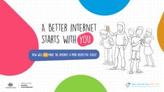 A better internet starts with you Safe Internet, Internet Safety, Stop Bullying, Anti Bullying, Cyber Safety, Digital Citizenship, English Study, Classroom, Education