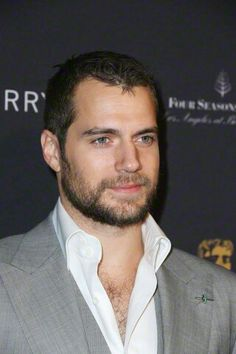 Henry Cavill on the red carpet at the 2015 BAFTALA Tea Party