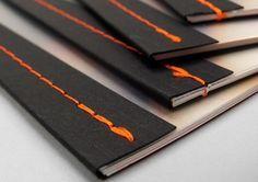 binding stitch / on TTL Design encuadernacion tipo japonesa