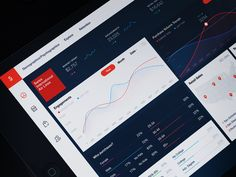 Dashboard/Analytics Page Inspiration — Muzli -Design Inspiration — Medium