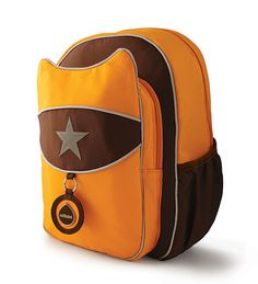 Lead free, PVC free backpack