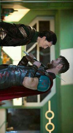 || Thor & Young Loki ||