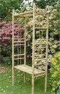 making a bamboo trellis - Norton Safe Search