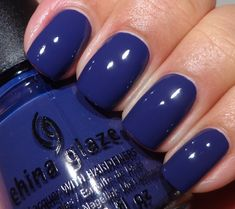 China Glaze Queen B. Very pretty color for Fall/Winter