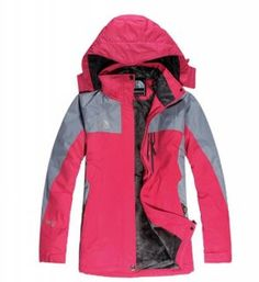 Brand: The North Face  Material: OMNI TECH water resistant Breathable Gore Tex PacLite  Standard fit  Hem cinch-cord  Front hand pockets  Elastic-bound cuffs  Center entrance zip and Velcro closure  Brushed training collar lining  Hood stows in collar  Abrasion-reinforced shoulders, chest and elbows